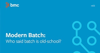 Modern Batch: Who said it was old-school?