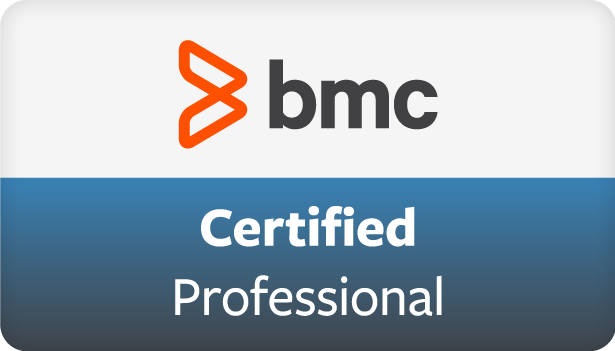 BMC Certified Professional