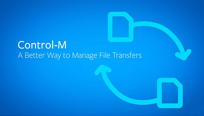 Control-M: A Better Way to Manage File Transfers (1:31)