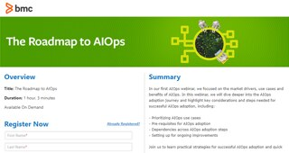 The Roadmap to AIOps(AIOps 路线图)