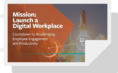 Mission: Launch a Digital Workplace